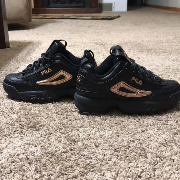 Womens Fila Disruptor 2 Athletic Shoe